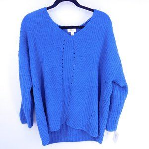 Style & Co Women's Sweater Size L Oversized Soft